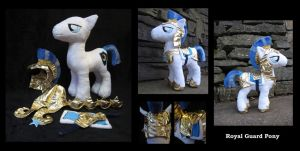 Royal Guard Pony Collage by munchforlunch