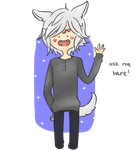 Ask Wolf Prince ! by putawesomeusername