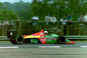 Teo Fabi (Great Britain 1987) by F1-history