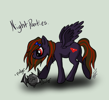 Night Panties for 0oArtNuto0 by issabissabel