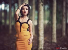 Yellow Statement v.1 by bwaworga