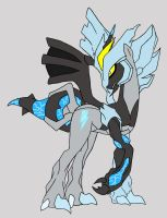 .:Black Kyurem:. by Sonyie