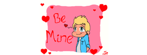 PTX Scott Hoying Valentine: Be Mine by gleefulchibi