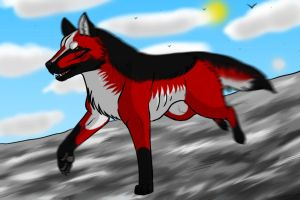 DarkRed by wolfhound56200