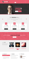Creative Multipurpose WordPress Theme by webdesigngeek