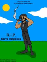 RIP Steve Addlesee by TheRealSneakers