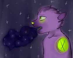 Starry Breath by SombreDemeanor