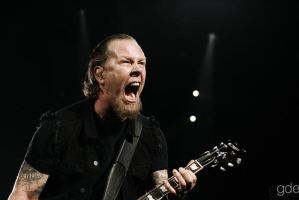 james hetfield by gde