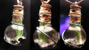 Magic Vial - Light by Izile