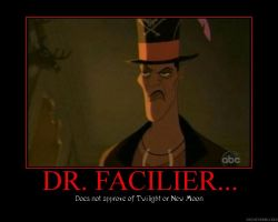 Dr. Facilier Dissapproves by pinkyapple
