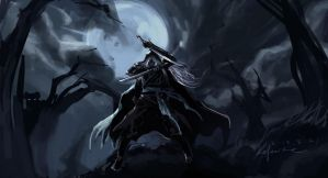Drizzt Do'Urden by geminibluedream