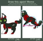 Meme: Draw This Again by TheElementOfMagic