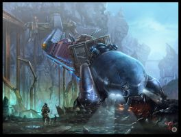 ambush by AKIRAwrong