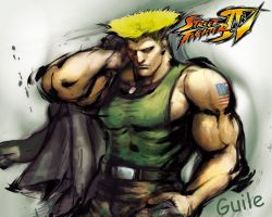 Guile by skolberg