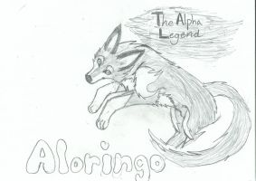 Aloringo - Scetch by Rainwolflover