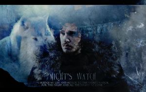 Jon Snow by StereoCatastrophe