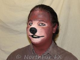 Bear Nose by NorthFurFX