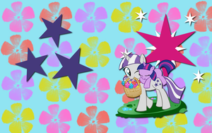 Twi and Star Sparkle wallpaper by AliceHumanSacrifice0