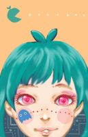 Pac Minty by dearvalerius