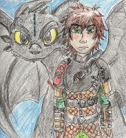 HTTYD2 - We Have to Protect Our Owns by Hukkis
