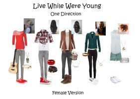 LWWY Polyvore by sketchypony123