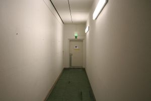 emergency exit closed by Hoschie-Stock