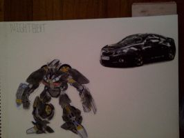 Nightbeat 1 by Bennett17