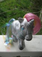 My Little Pony Robot Unicorn 3 by noelle23