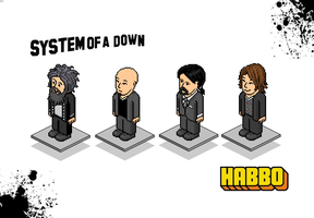 Habbo System of a Down by sk84life222