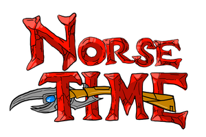 Norse Time Logo by michfranc