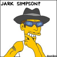 Jark Simpson by yawn2oo
