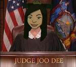 Judge Joo Dee by Ozai-Fanatic