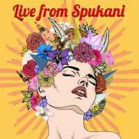 Live from Spukani Album Cover by AlexaHarwoodJones