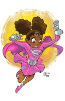 Super Natural Girl by Marcusthevisual