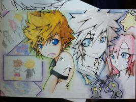 KH: Memories by lilanimepunk24