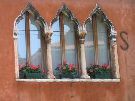 The windows of Murano by ssnapey22