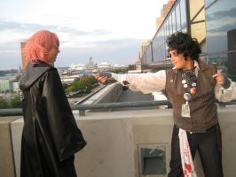 NYCC- Worlds Collide by MySweetOblivion