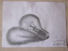 Lightbulb by DelvinKurniawan77