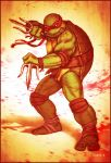 Bad Raph - Ninja Turtles by EddieHolly