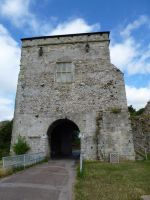 Gate tower by photodash