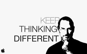 Keep Thinking Different by appleforlife