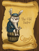 The Old Sailor, Carrotia by Sirtuuna