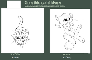 Wow many improvement by Baconkitty