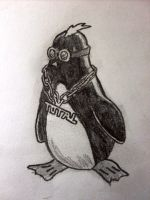 Total (the penguin) :D by puky7