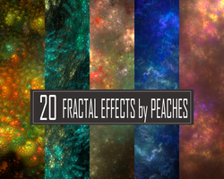 Fractal Effects 5 by JU5TPeachy