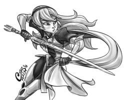 Corrin by Curly-Artist