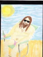 Summer with Jesus by Quecksilber0
