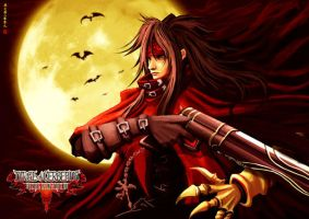 ::COmmision::Vincent valentine by Wenart