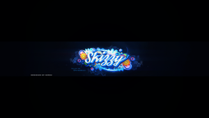 Skizzy Splatter 2D Layout by Xeroh by PrinceXeroh