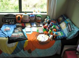 My South Park collection by Smacky35